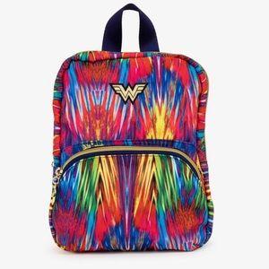 Petite Backpack - Wonder Woman 1984 Back Pack NWT